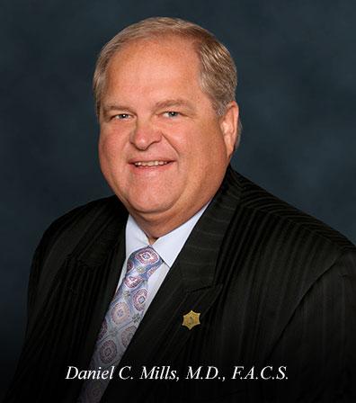 Dan Mills, M.D.
