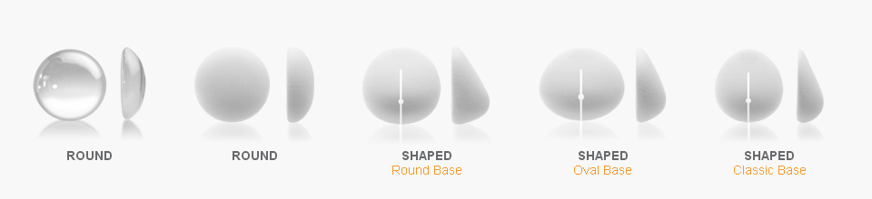 Sientra-Breast-Implant-Shapes